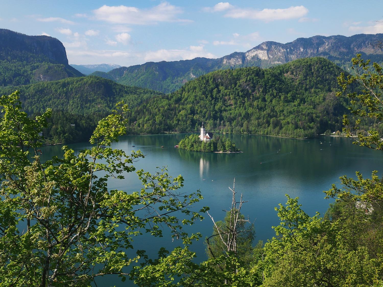 Traverser la Slovénie à pied