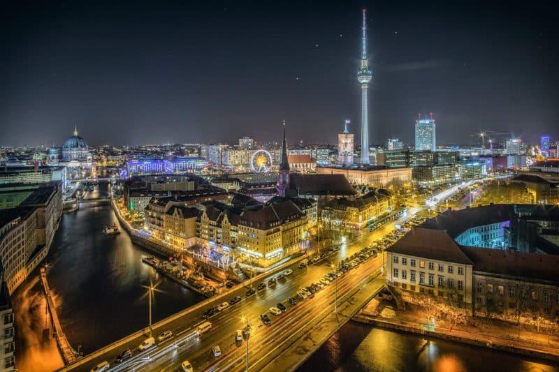 Voyager seule à Berlin