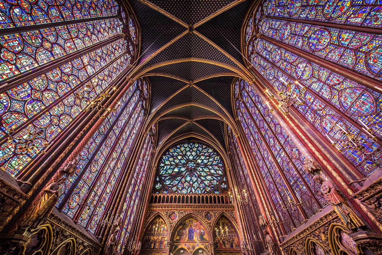 Visiter Paris en 4 ou 5 jours - Sainte-Chapelle