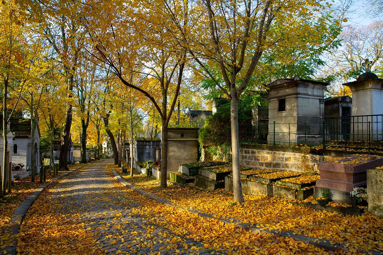 Visiter Paris en 4 ou 5 jours - Père Lachaise