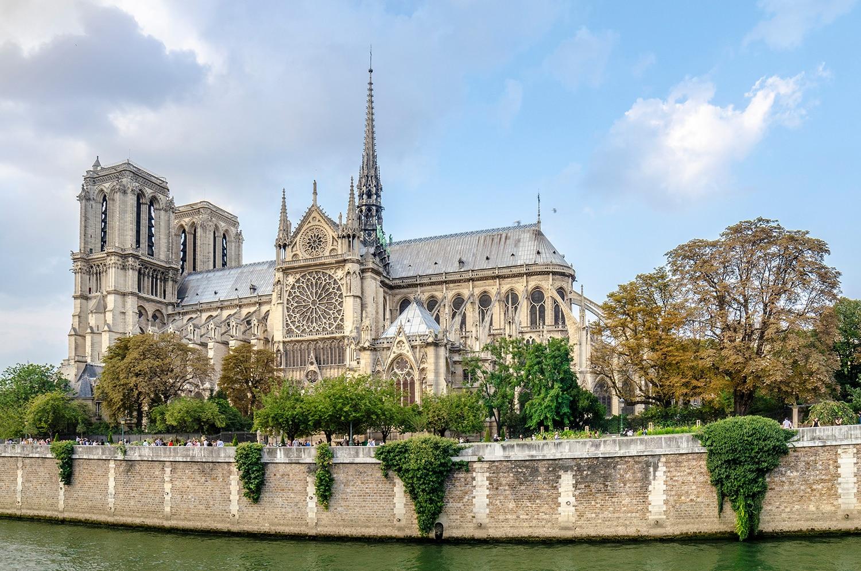 Visiter Paris en 4 ou 5 jours - Cathédrale Notre-Dame