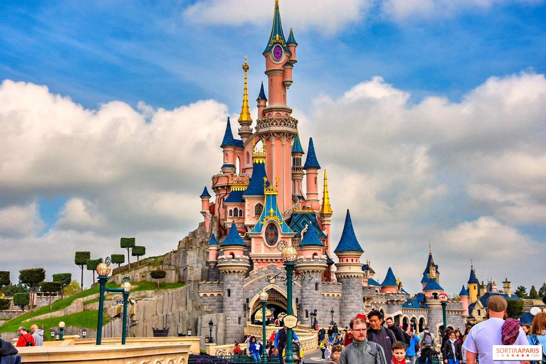 Visiter Paris en 4 ou 5 jours - Disneyland Paris