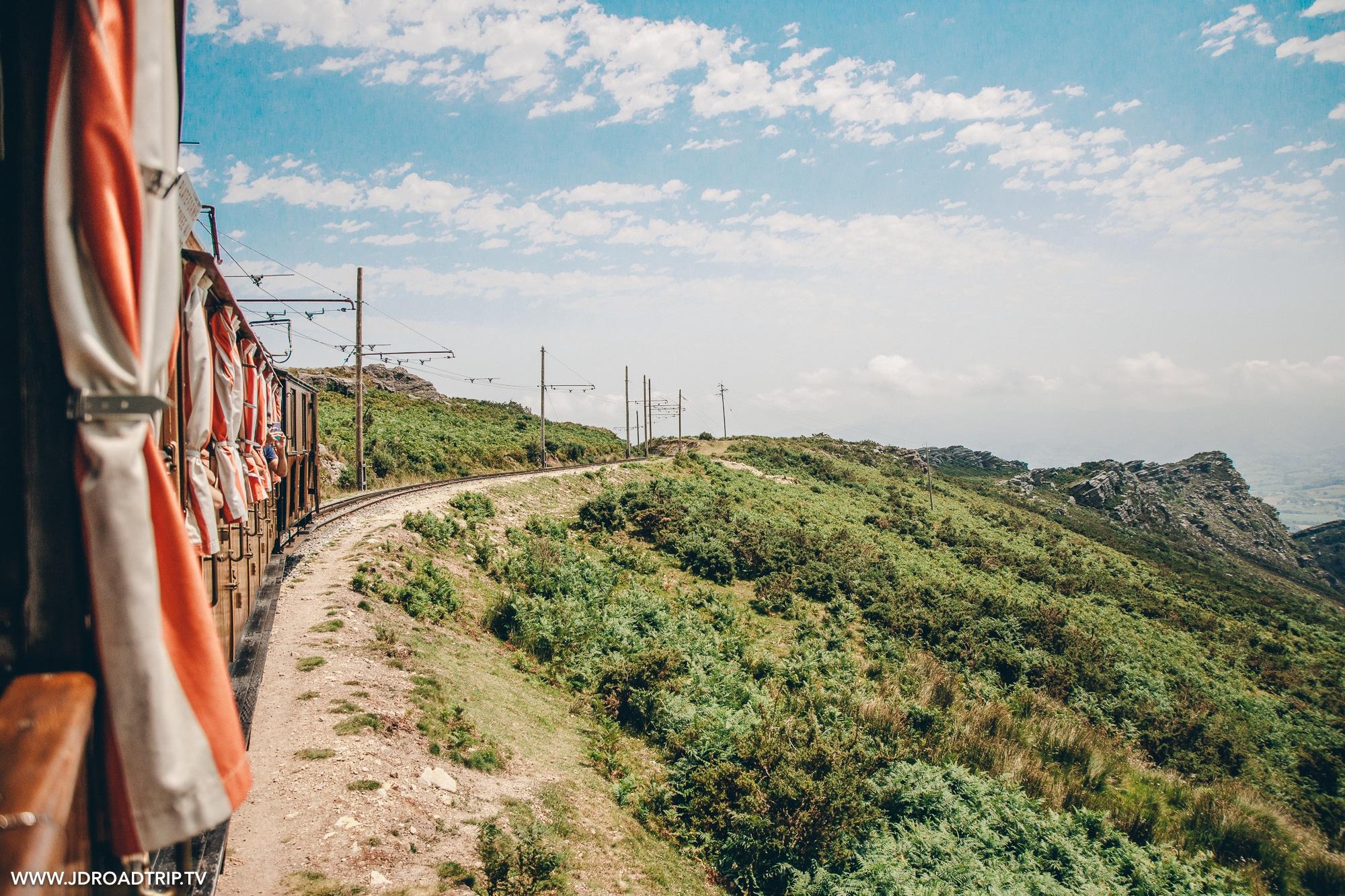 Train de la Rhune aux Pays Basque