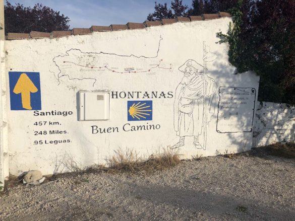 Camino frances - Mesetta