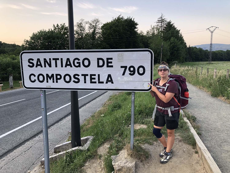 Camino frances - Roncevalles