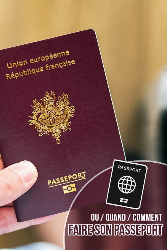 Faire son passeport
