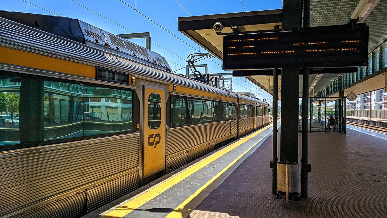 Comment venir visiter Coimbra - Train
