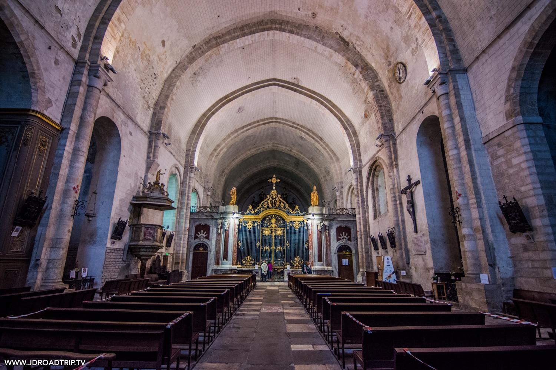 Passa Païs, Voie verte - Cathédrale Saint-Pons-de-Thomières