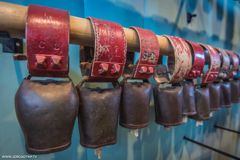 Passa Païs, Voie verte - Musée de la cloche et de la sonaille