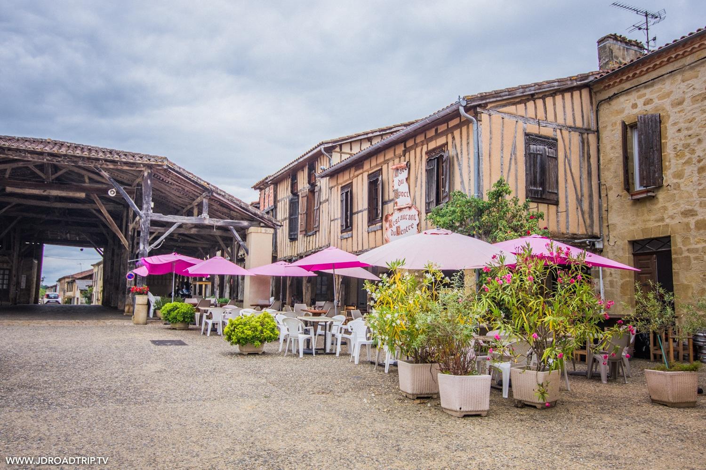 Que faire dans le Gers - Village de Bassoues