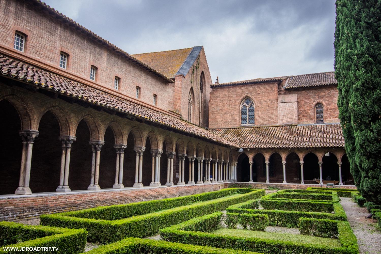 Visiter Toulouse : Couvent des Jacobins
