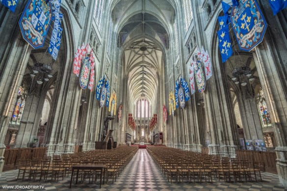 Loire à Vélo - Orléans