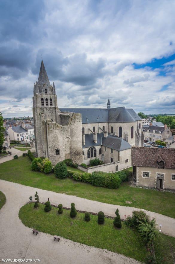 Loire à Vélo - Meung-sur-Loire