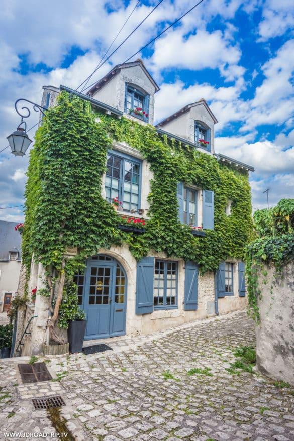 Loire à Vélo - Beaugency