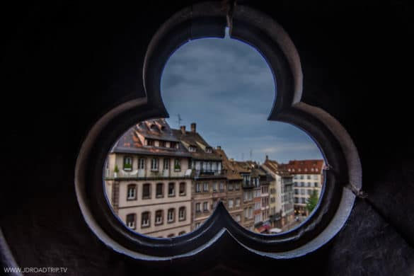 Alsace à vélo - Strasbourg