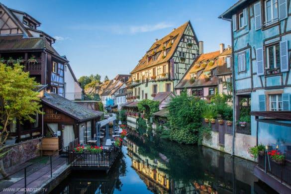 Alsace à vélo - Colmar
