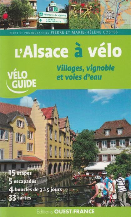 Alsace à vélo - Guide
