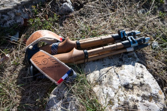 bâtons de trek Guidetti Travel Edition